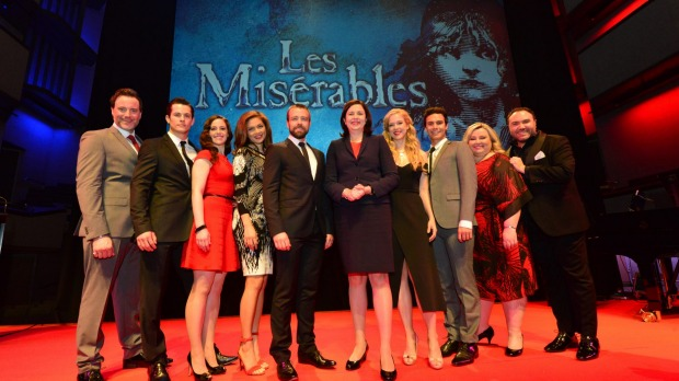 LES MISÉRABLES CONFIRMED TO OPEN IN BRISBANE IN NOVEMBER 2015