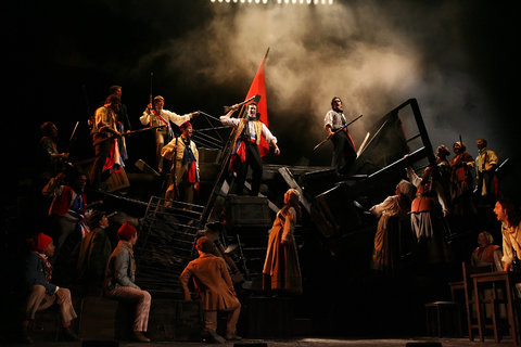 Les Mis Back to Broadway